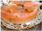 Lox [Lachs] (Cold Smoked)